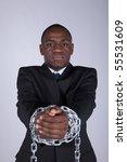 Arrested African Businessman...