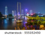 Colombo Beira Lake  Skyline An...