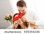 Picture Of Playful Couple In...