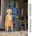 caruaru  brazil   november 20 ... | Shutterstock . vector #555386620