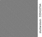 diagonal black stripes on white ... | Shutterstock .eps vector #555410764