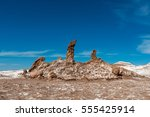 The Famous Rock Formation Of...