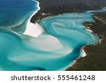 Hill Inlet  Whitsunday Island...