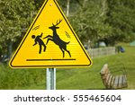 Warning  Kicking Deer.