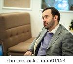 kiev  ukraine   january 10 ... | Shutterstock . vector #555501154