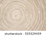 circular wood texture of... | Shutterstock . vector #555529459