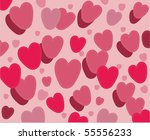 the image with heart. can be...   Shutterstock .eps vector #55556233