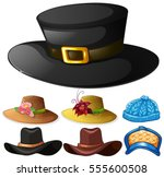 Different Design Of Hats For...