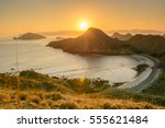 Sunset View Padar Island