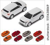 vector isometric off road...   Shutterstock .eps vector #555638869