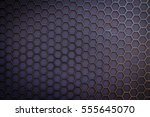 hexagon background | Shutterstock . vector #555645070