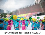 malaysia   august 31  2016  ... | Shutterstock . vector #555676210