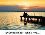 Sharing The Sunset