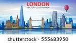 London Skyline . England...