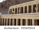 Mortuary Temple Of Hatshepsut...