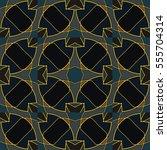 the endless texture.vector... | Shutterstock .eps vector #555704314