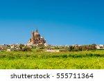 Church And Skyline Of Xewkija ...