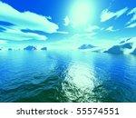 iceberg | Shutterstock . vector #55574551