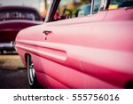 on the road  | Shutterstock . vector #555756016