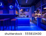interior of a night club | Shutterstock . vector #555810430
