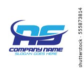 as logo | Shutterstock .eps vector #555873814