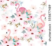Watercolor Seamless Pattern....