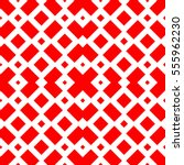 repeated red figures on white...   Shutterstock .eps vector #555962230