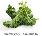 Green Leafy Kale Vegetable...