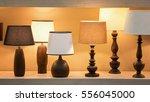 Retro Style Wooden Desk Lamps...