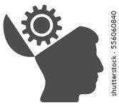 open head gear vector... | Shutterstock .eps vector #556060840