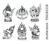 fiery motorcycle skull helmet...