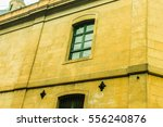 vintage building detail | Shutterstock . vector #556240876