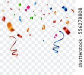 colorful celebration background ... | Shutterstock .eps vector #556278808