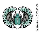 hand drawn vintage tattoo art.... | Shutterstock .eps vector #556280308
