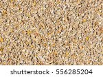 Beige Brown Fine Gravel Texture.