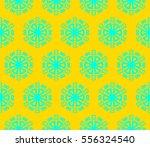 modern geometric seamless... | Shutterstock . vector #556324540