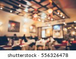 chinese restaurant decorated... | Shutterstock . vector #556326478