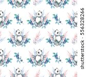 seamless pattern with...   Shutterstock . vector #556328266