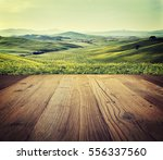 wood textured backgrounds on... | Shutterstock . vector #556337560