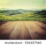 wood textured backgrounds on...   Shutterstock . vector #556337560
