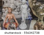 porcelain objects | Shutterstock . vector #556342738