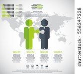 business management  strategy... | Shutterstock .eps vector #556347328