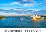 Sydney Harbour As Seen From Th...