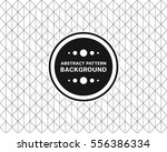 vector seamless pattern cone... | Shutterstock .eps vector #556386334