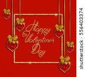 elegant template for design of...   Shutterstock .eps vector #556403374