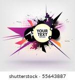 modern banner | Shutterstock .eps vector #55643887