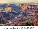 Grand Canyon Landscape. View Of ...