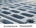 concrete blocks for... | Shutterstock . vector #556460089