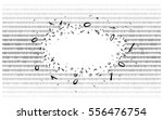 breakthrough into binary code... | Shutterstock .eps vector #556476754