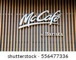 kyoto  japan nov 2016  mccafe... | Shutterstock . vector #556477336